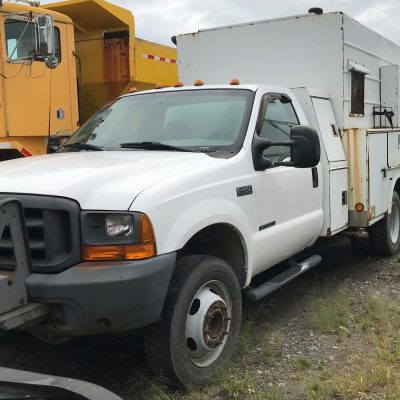 2000 Ford F450 3