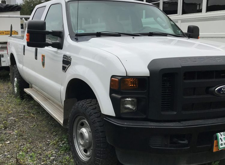 2010 Ford F250 2